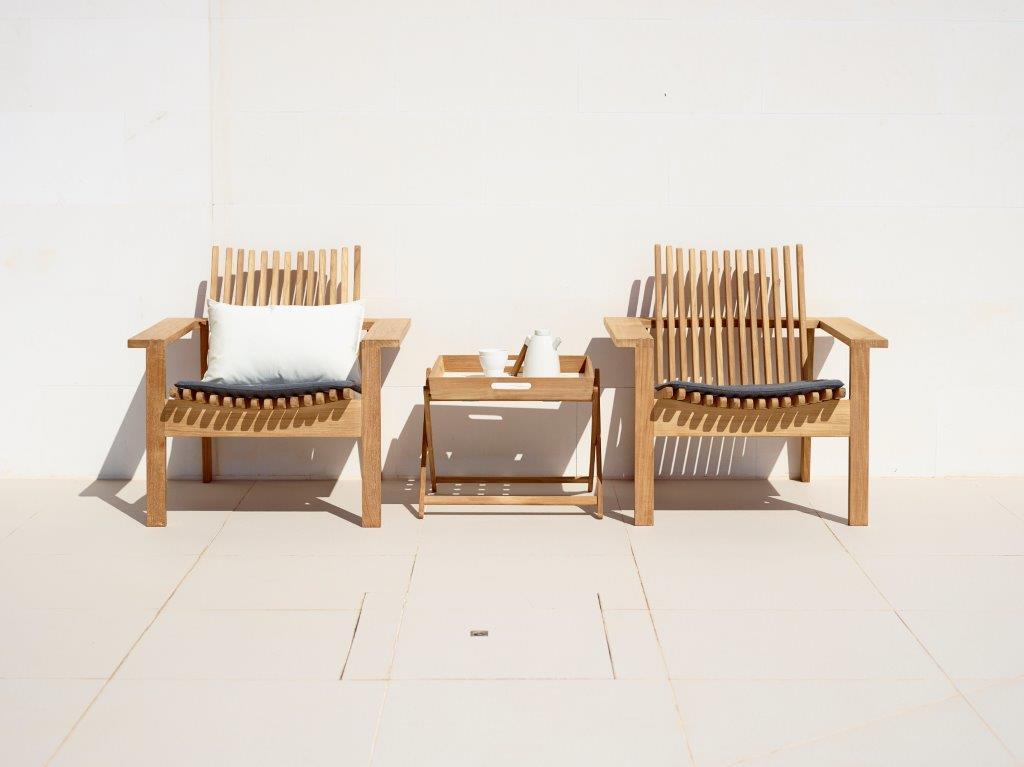 Cane-line Amaze Loungechairs Serie